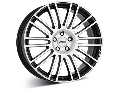 AEZ Strike Black Polished Wheel