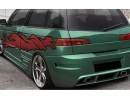 Alfa Romeo 145 Bara Spate Attack