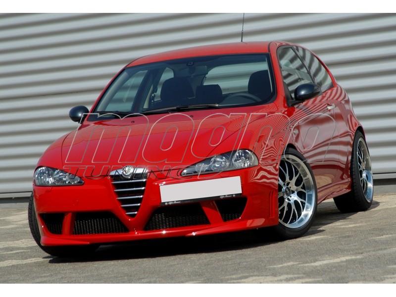 alfa romeo 147 facelift raceline front bumper. Black Bedroom Furniture Sets. Home Design Ideas