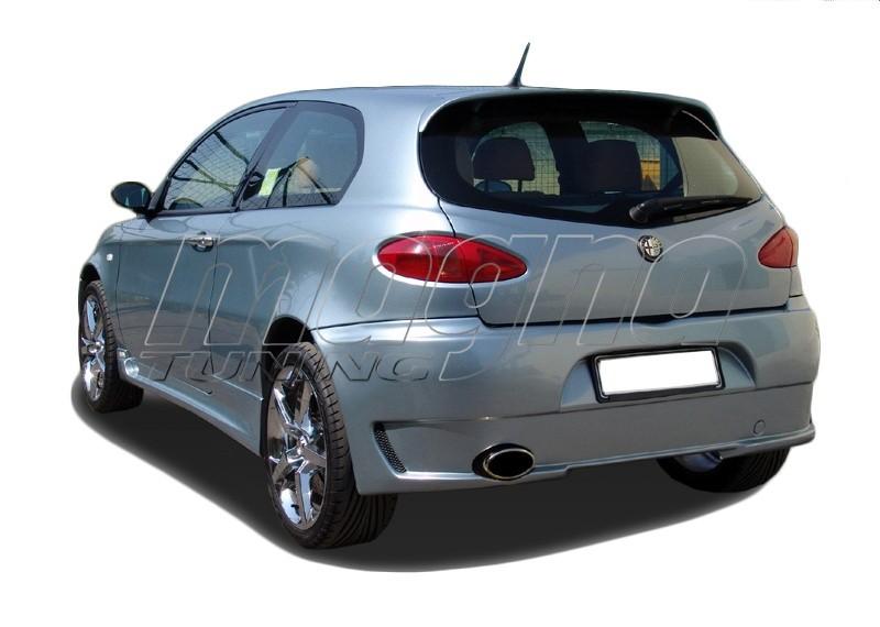 Alfa Romeo 147 Master Rear Bumper