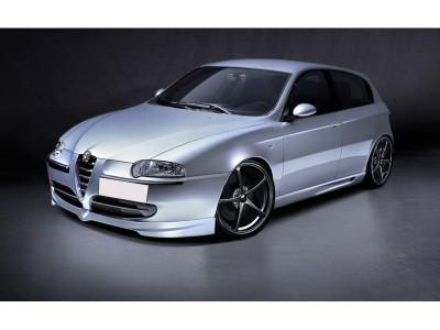 Alfa Romeo 147 SX Front Bumper Extension