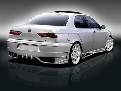 Alfa Romeo 156 BMI Side Skirts