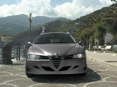 Alfa Romeo 156 Bara Fata EDS