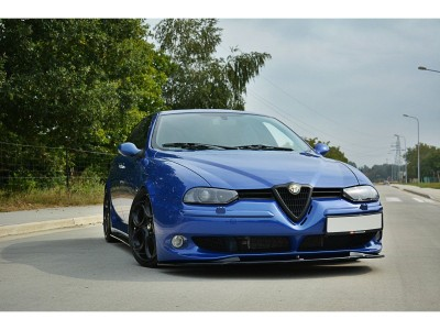 Alfa Romeo 156 GTA MX Front Bumper Extension