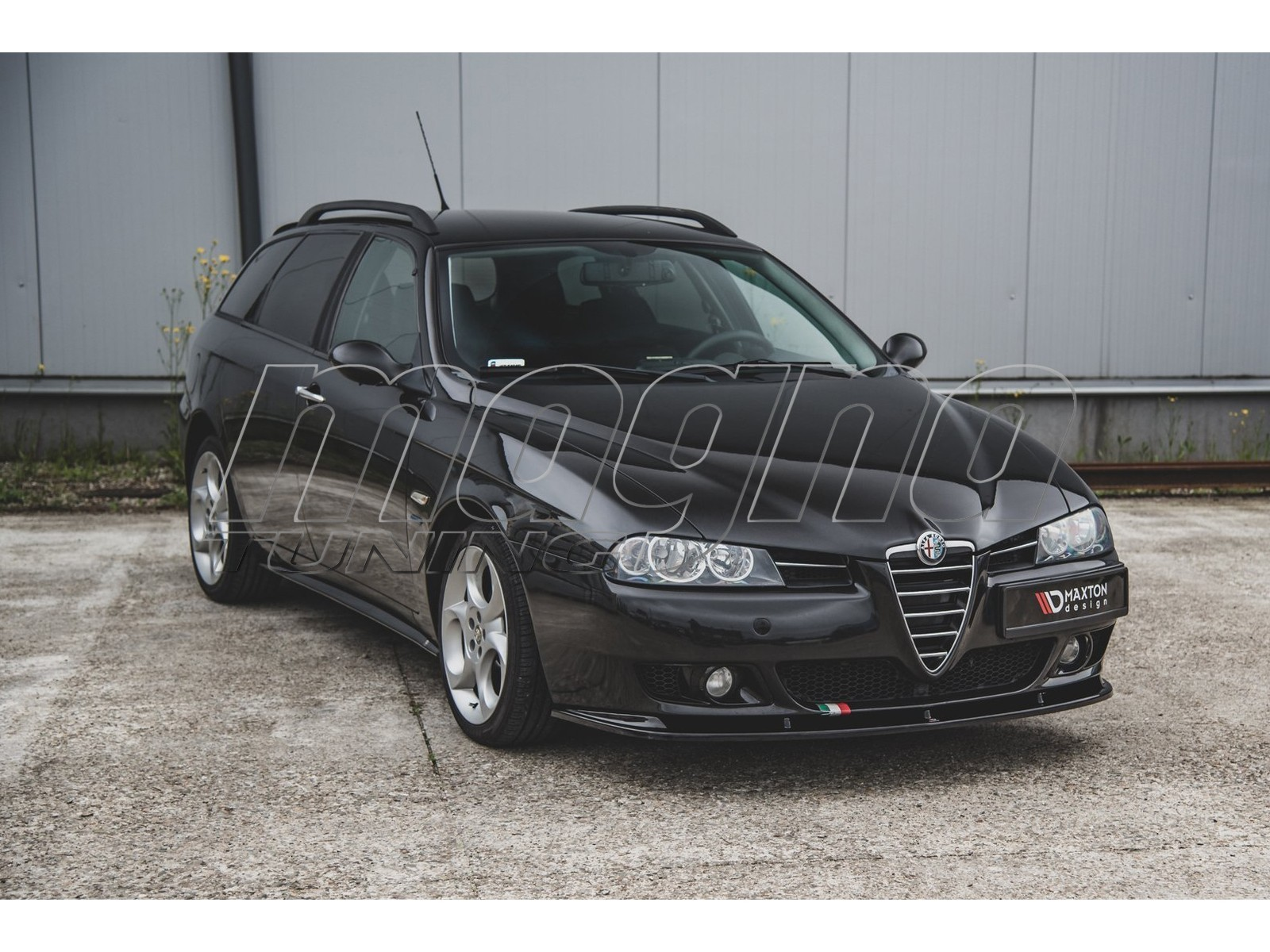 Alfa Romeo 156 Matrix Body Kit