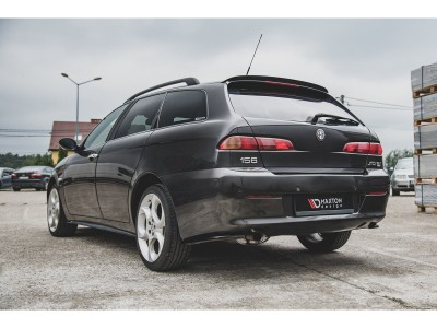Alfa Romeo 156 Matrix Rear Bumper Extensions