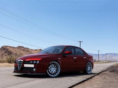 Alfa Romeo 159 MX Front Bumper Extension