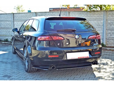 Alfa Romeo 159 Master Rear Bumper Extension