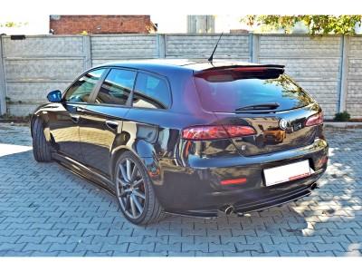Alfa Romeo 159 Master Rear Wing