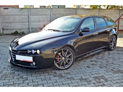 Alfa Romeo 159 Master Side Skirt Extensions
