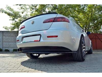 Alfa Romeo 159 Master2 Rear Bumper Extension
