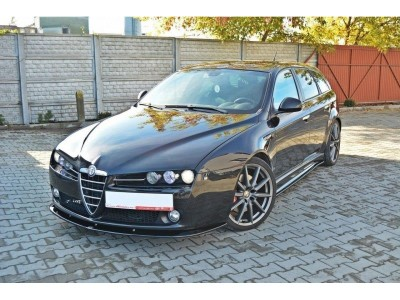 Alfa Romeo 159 Matrix Front Bumper Extension