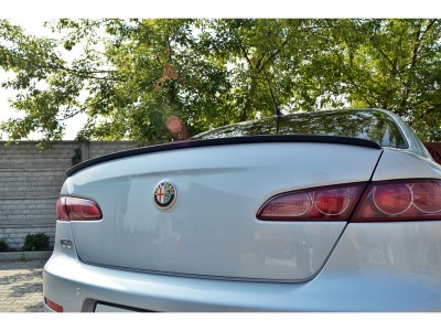 Alfa Romeo 159 Matrix Rear Wing