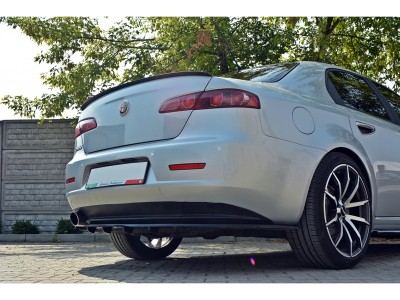 Alfa Romeo 159 Matrix2 Rear Bumper Extension