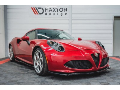 Alfa Romeo 4C Body Kit MX