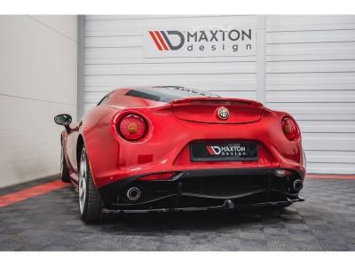 Alfa Romeo 4C MX Heckansatz