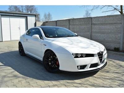 Alfa Romeo Brera MX Front Bumper Extension