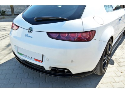 Alfa Romeo Brera MX Rear Bumper Extension