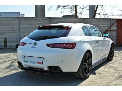 Alfa Romeo Brera MX2 Rear Bumper Extension