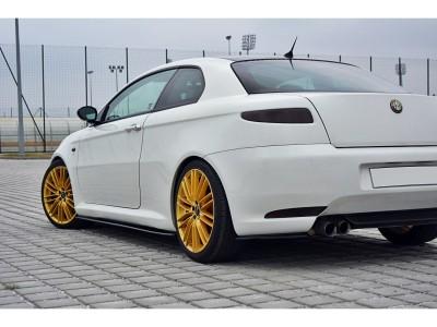 Alfa Romeo GT MX Heckansatze