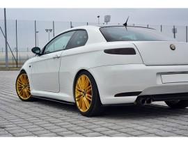 Alfa Romeo GT MX Rear Bumper Extensions