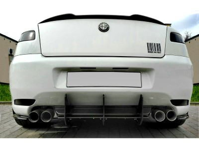 Alfa Romeo GT Racer Rear Bumper Extension