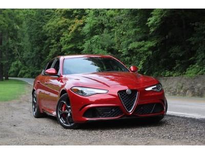 Alfa Romeo Giulia Quadrifoglio-Design Body Kit