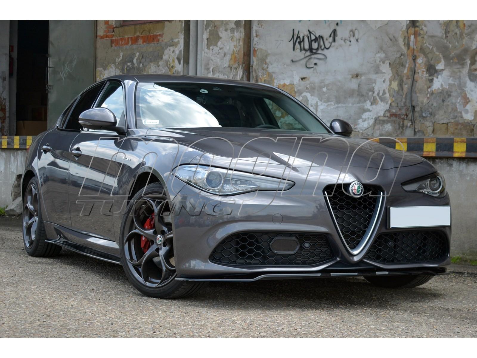 Alfa Romeo Giulia Veloce Body Kit MX