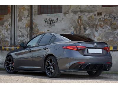 Alfa Romeo Giulia Veloce Extensie Bara Spate MX
