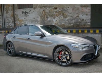 Alfa Romeo Giulia Veloce MX Seitenschwelleransatze