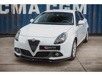 Alfa Romeo Giulietta Matrix2 Front Bumper Extension