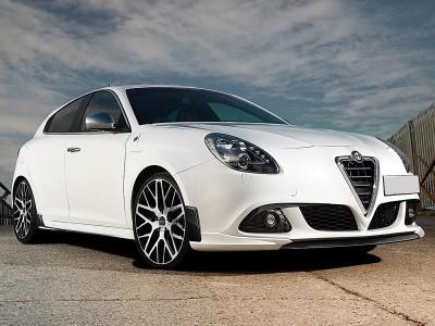 Alfa Romeo Giulietta Praguri Proteus