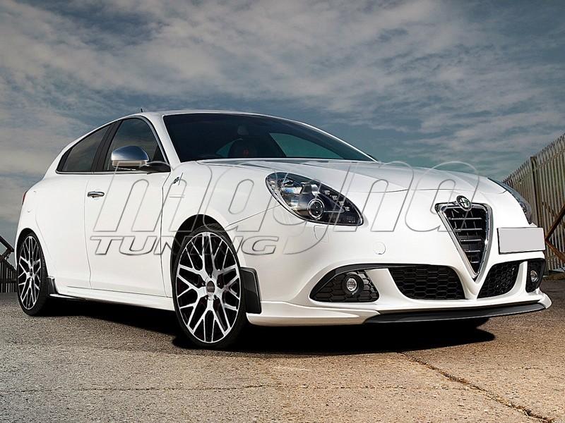 Alfa Romeo Giulietta Car Configurator Deutsch