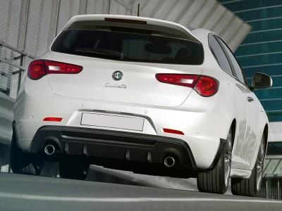 Alfa Romeo Giulietta Proteus Heckansatz