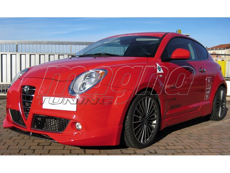 Alfa Romeo Mito Speed Body Kit