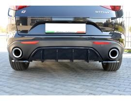 Alfa Romeo Stelvio Extensie Bara Spate MX