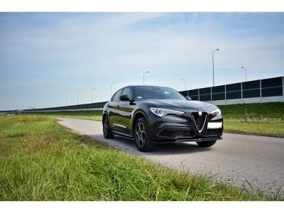 Alfa Romeo Stelvio MX Seitenschwelleransatze