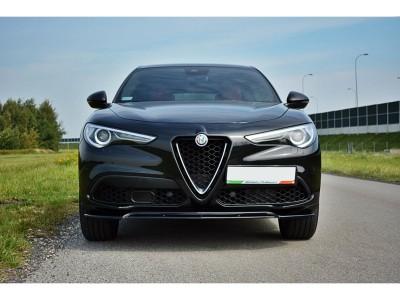 Alfa Romeo Stelvio MX2 Front Bumper Extension