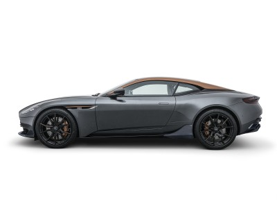 Aston Martin DB11 Stenos Side Skirt Extensions