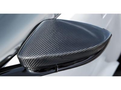 Aston Martin Vantage MK2 Capace Oglinzi Stenos Fibra De Carbon