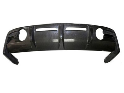 Aston Martin Vantage V12 Exclusive Carbon Fiber Rear Bumper Extension