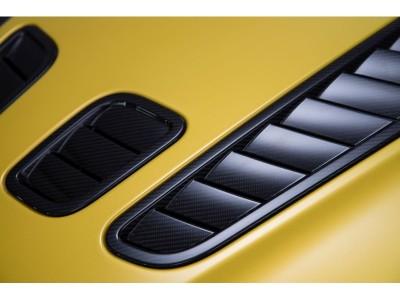 Aston Martin Vantage V12 Exclusive Carbon Haube Luftung