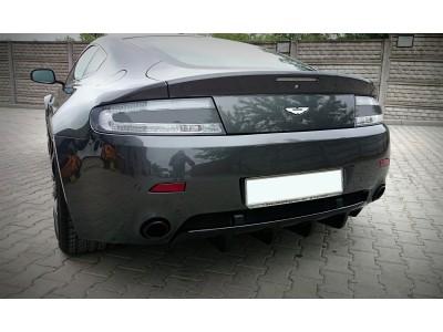 Aston Martin Vantage V8 Meteor Heckansatz