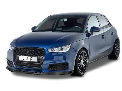 Audi A1 8X Facelift Citrix Front Bumper Extension