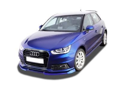 Audi A1 8X Facelift Veneo Front Bumper Extension