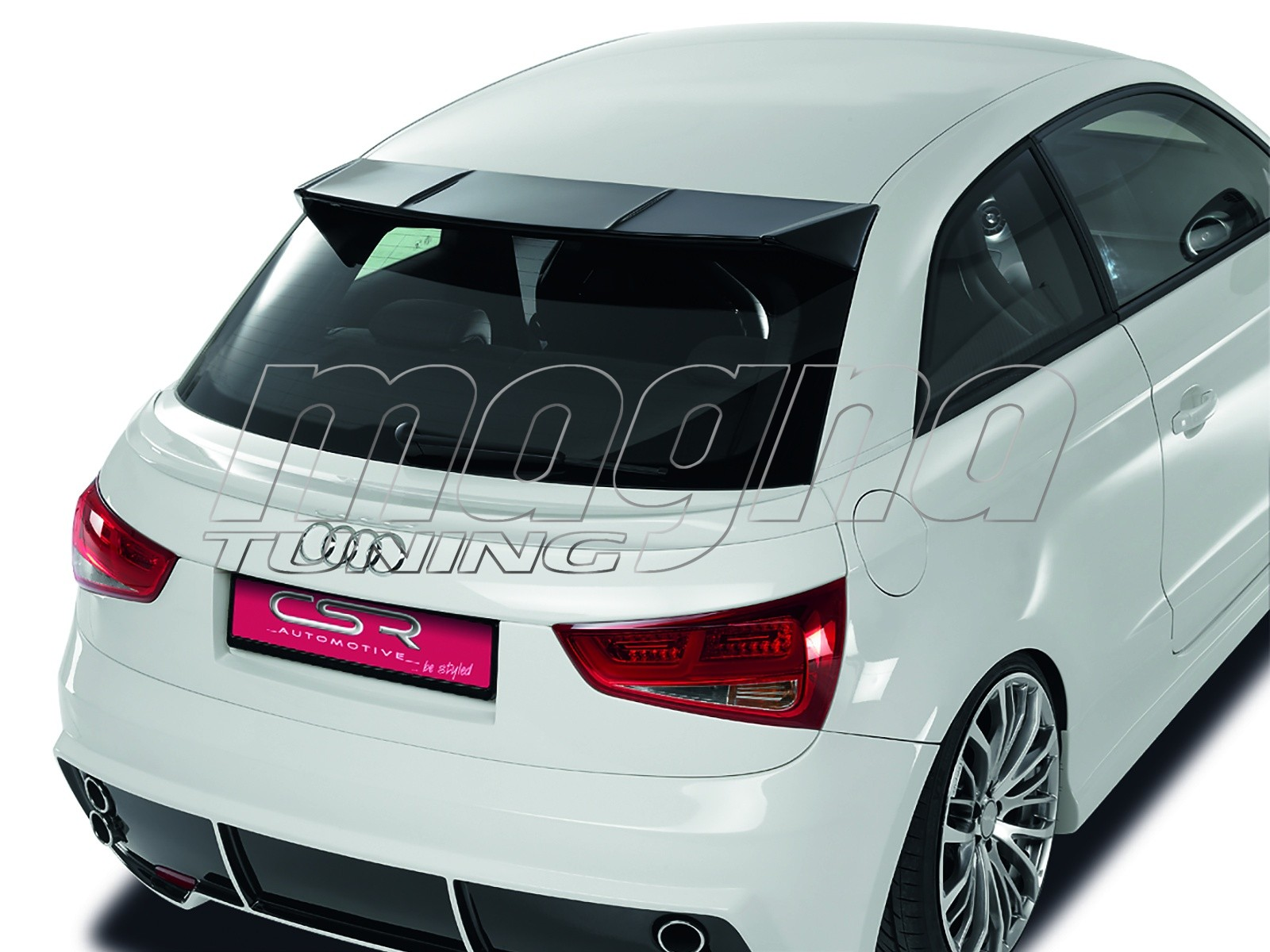 audi a1 8x n2 lower rear wing. Black Bedroom Furniture Sets. Home Design Ideas