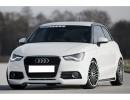 Audi A1 8X Razor Front Bumper Extension