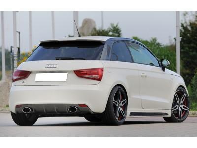 Audi A1 8X Razor Heckansatz