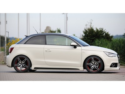 audi a1 tuning body kit bodykit stossstange. Black Bedroom Furniture Sets. Home Design Ideas