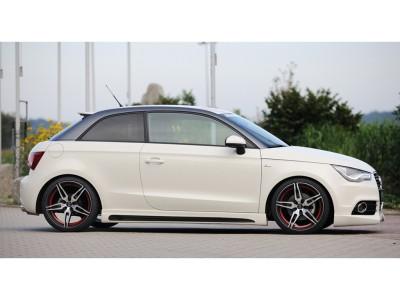 Audi A1 8X Razor Side Skirts